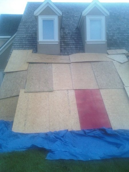 Roofing Before After Kansas City Eclipse Roofing