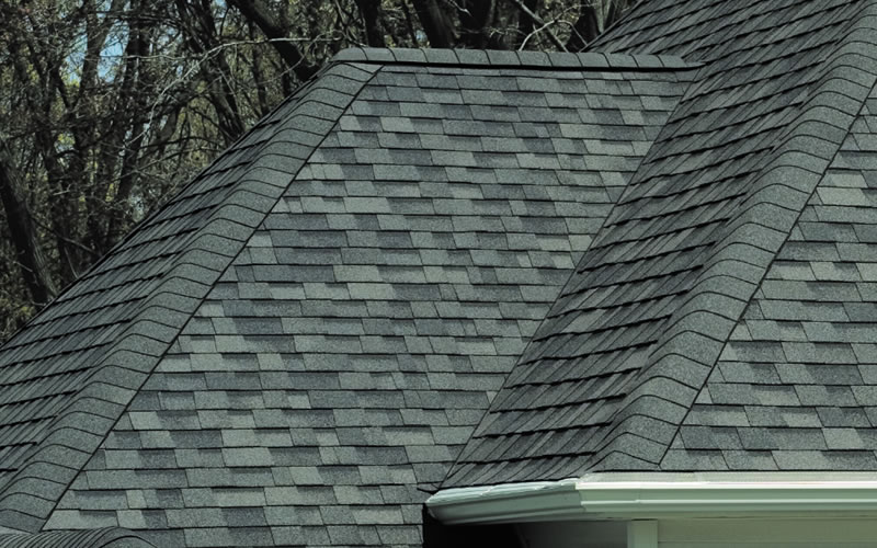 Types of roofing in kansas city eclipse roofing for Types of roofing