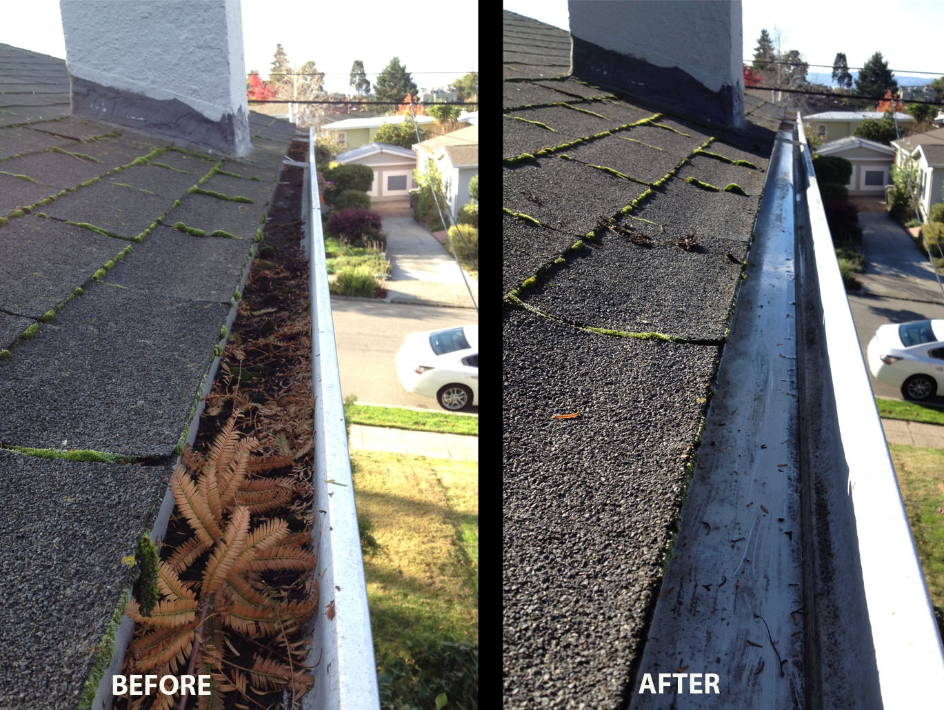 Evans Gutter Cleaning