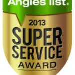 Our KC Roofing Company Wins Angie's List Super Service Award For The 9th Consecutive Year!
